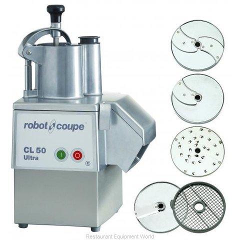 Robot Coupe CL50EUPIZZA Food Processor, Benchtop / Countertop