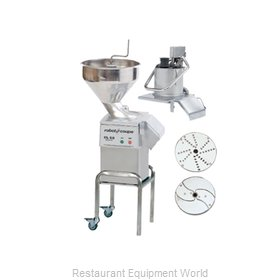 Robot Coupe CL55 2 FEEDHEADS Food Processor