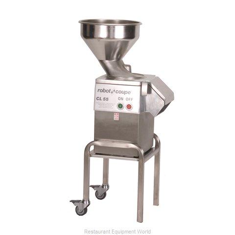 Robot Coupe CL55B NODISC Food Processor, Floor Model