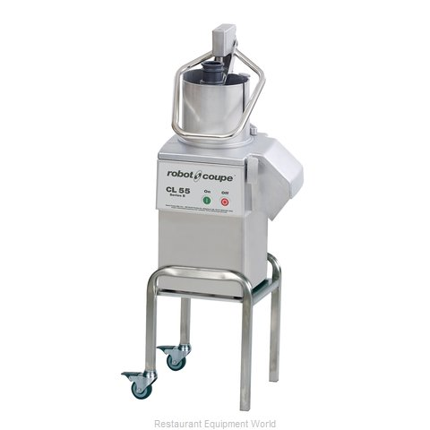 Robot Coupe CL55E Food Processor, Floor Model (Magnified)