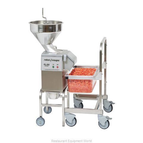 Robot Coupe CL55WS Food Processor, Floor Model (Magnified)