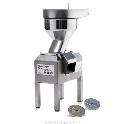 Robot Coupe CL60B NODISC Food Processor, Floor Model