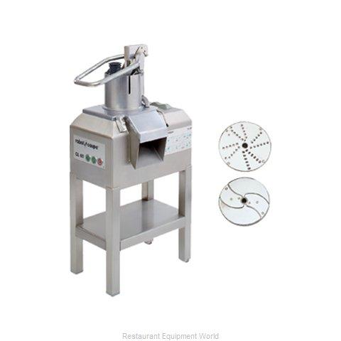 Robot Coupe CL60E NODISC Food Processor, Floor Model