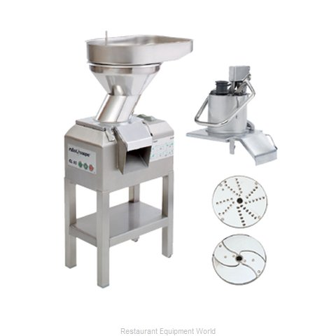Robot Coupe CL60E2HEAD Food Processor, Floor Model (Magnified)