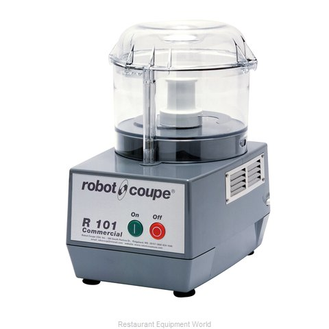 Robot Coupe R101BCLR Food Processor, Benchtop / Countertop