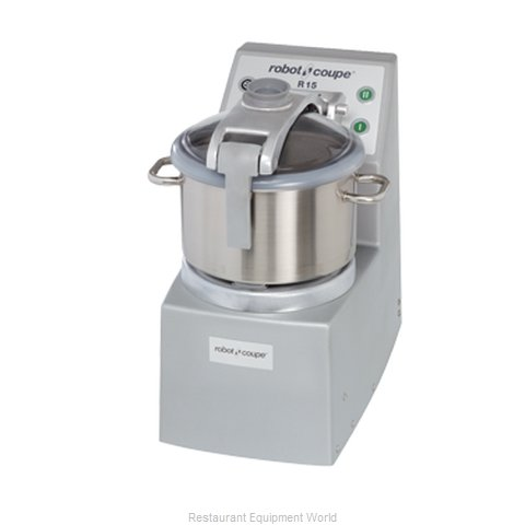 Robot Coupe R15 ULTRA Mixer, Vertical Cutter VCM
