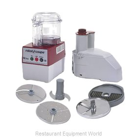 Robot Coupe R2 CLR DICE Food Processor Electric