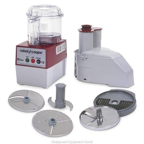Robot Coupe R2CLRDICE Food Processor, Benchtop / Countertop