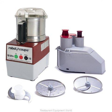 Robot Coupe R2U Food Processor, Benchtop / Countertop