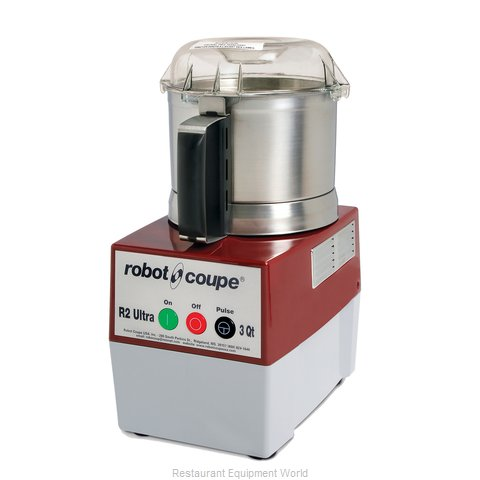 Robot Coupe R2UB Food Processor, Benchtop / Countertop