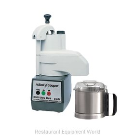 Robot Coupe R301 DICE ULTRA Food Processor