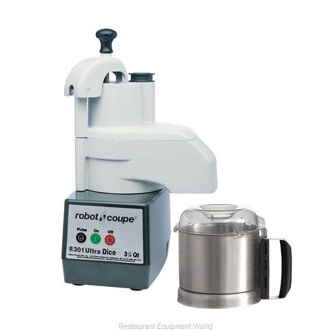 Robot Coupe R301UDICE Food Processor, Benchtop / Countertop