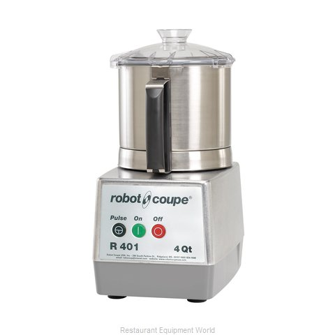 Robot Coupe R401B Food Processor (Magnified)