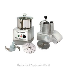 Robot Coupe R502 (3 PHASE) Food Processor, Benchtop / Countertop