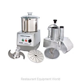 Robot Coupe R602 (3 PHASE) Food Processor, Benchtop / Countertop