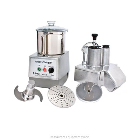 Robot Coupe R602 Commercial Food Processor