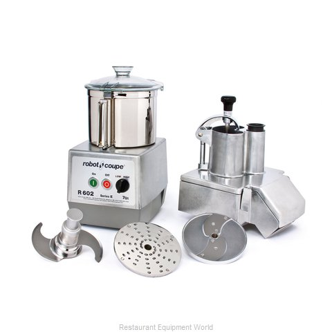 Robot Coupe R602N Food Processor, Benchtop / Countertop