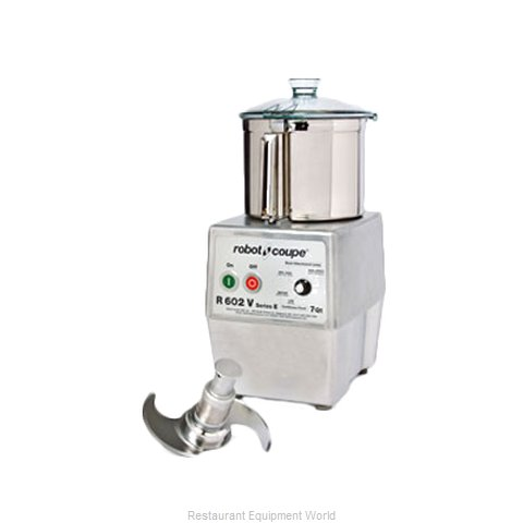 Robot Coupe R602VB Food Processor Electric