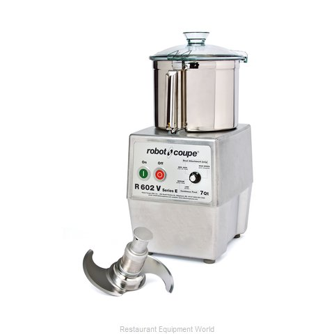 Robot Coupe R602VVB Food Processor, Benchtop / Countertop
