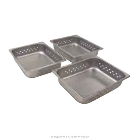 Roundup 7000704 Food Pan Steam Table Hotel Stainless