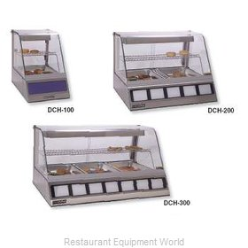 Roundup DCH-220 Heated Display Cabinet