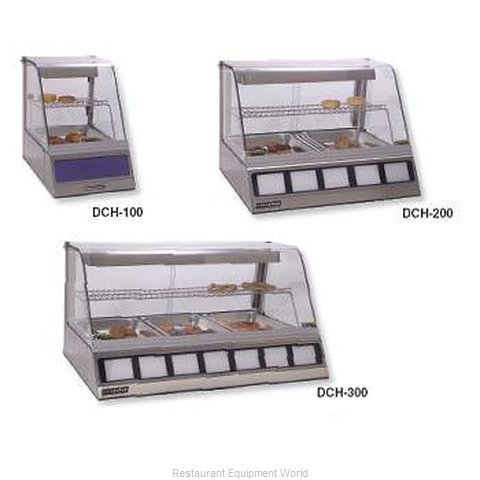 Roundup DCH-320 Heated Display Cabinet