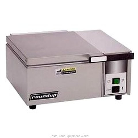 Roundup DFWT-100 Two-Thirds Size Steam Food Warmer