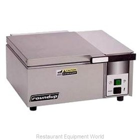Roundup DFWT-200 Two-Thirds Size Steam Food Warmer