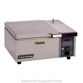 Roundup DFWT-250 Two-Thirds Size Steam Food Warmer