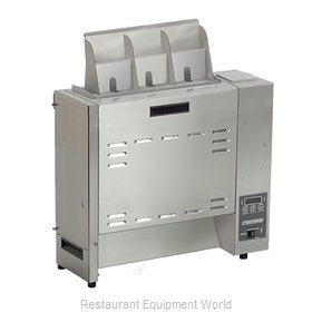 Roundup GST-3V Toaster, Contact Grill, Conveyor Type