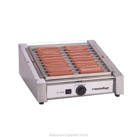 Roundup HDC-20 Hot Dog Grill Fence Type