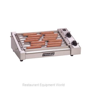 Roundup HDC-21A Hot Dog Grill Fence Type