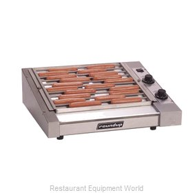 Roundup HDC-30A Hot Dog Grill Fence Type
