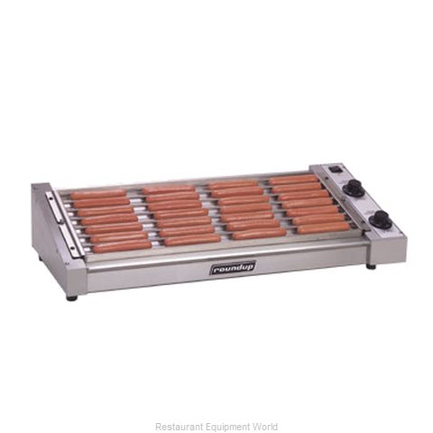 Roundup HDC-35A Hot Dog Grill Fence Type