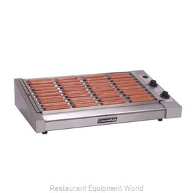 Roundup HDC-50A Hot Dog Grill Fence Type