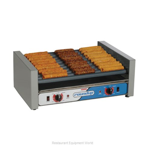 Roundup RR-30 Hot Dog Grill Roller-Type