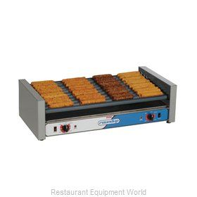 Roundup RR-50 Hot Dog Grill Roller-Type
