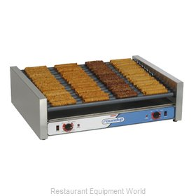 Roundup RR-75 Hot Dog Grill Roller-Type