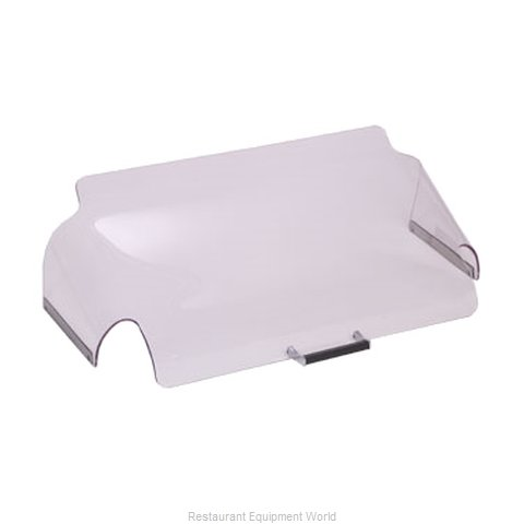 Roundup SG-35 Sneeze Guard Hot Dog Grill