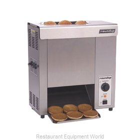 Roundup VCT-1000@9210700 Toaster Contact Grill Conveyor Type
