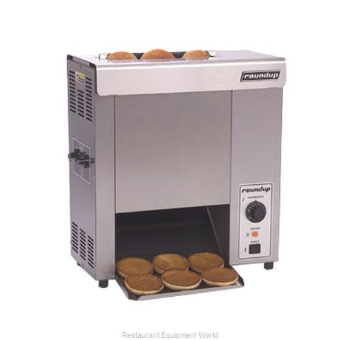 Roundup VCT-1000@9210709 Toaster Contact Grill Conveyor Type