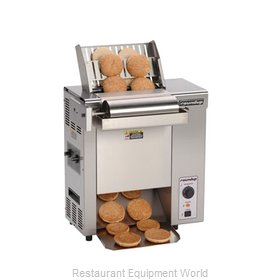 Roundup VCT-1000@9210714 Toaster Contact Grill Conveyor Type