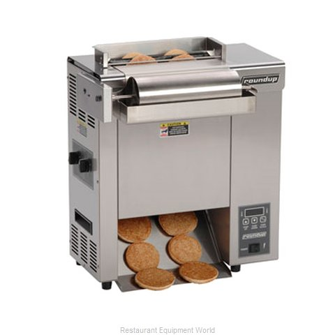Roundup VCT-2000@9210114 Toaster Contact Grill Conveyor Type