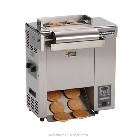 Roundup VCT-2000@9210118 Toaster Contact Grill Conveyor Type