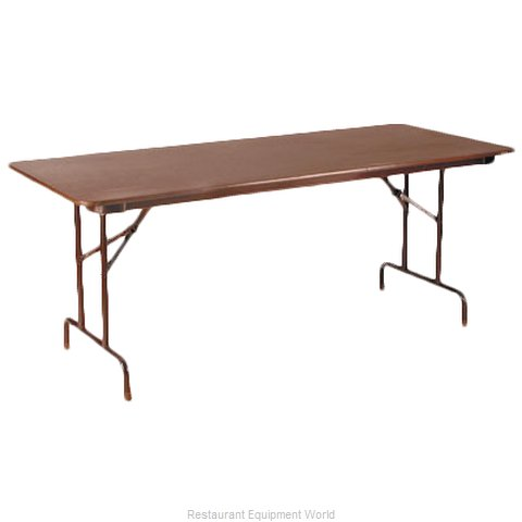 Royal Industries COR BT 3060 Folding Table, Rectangle