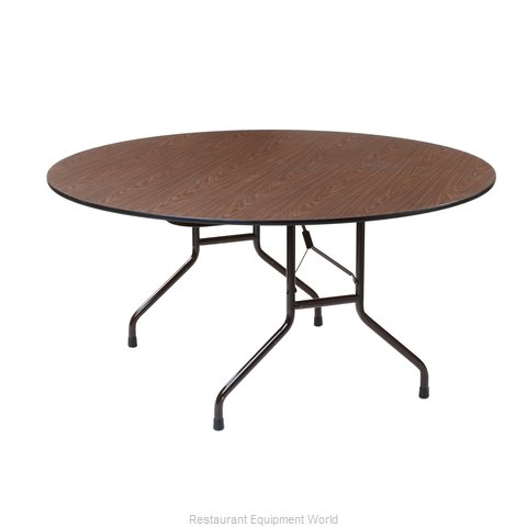 Royal Industries COR BT 60 R Folding Table, Round