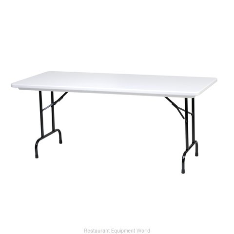 Royal Industries COR BT P 3096 Folding Table, Rectangle