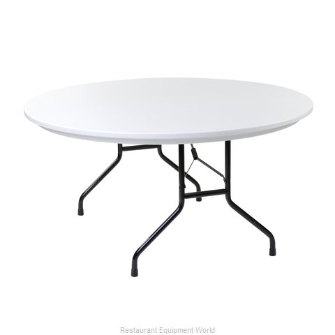 Royal Industries COR BT P 60 R Folding Table, Round