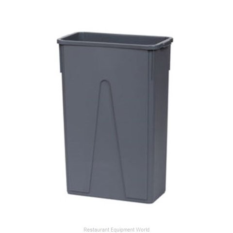 Royal Industries DIN STC2303 Trash Garbage Waste Container Stationary