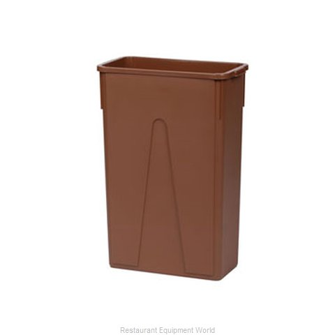 Royal Industries DIN STC2306 Trash Garbage Waste Container Stationary